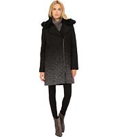 ZAC Zac Posen - Julienne Ombre Classic Wool Coat