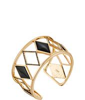Rebecca Minkoff - Diamond Cutout Cuff Bracelet