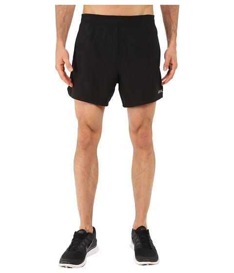 2XU Pace 2-in-1 Shorts - Black/Black