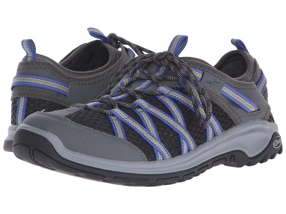Chaco - Outcross Evo 2 (Path Gunmetal) Mens Shoes