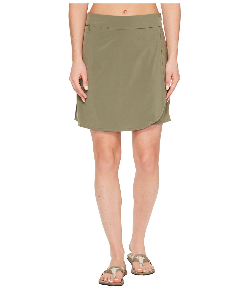 ExOfficio Kizmet Skort (Bay Leaf) Women