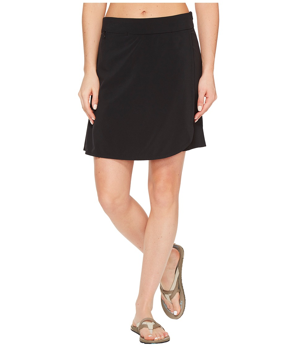 ExOfficio Kizmet Skort (Black) Women