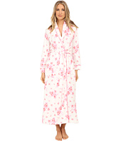 Carole Hochman - Diamond Quilted Floral Robe