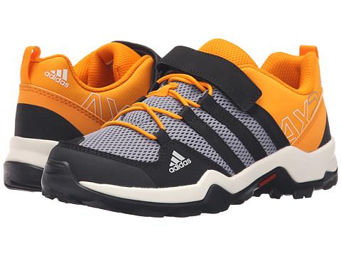 adidas Outdoor Kids AX2 CF (Little Kid/Big Kid) - Onix/Core Black/EQT Orange
