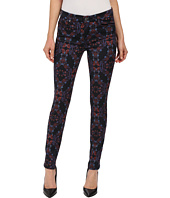 7 For All Mankind - The Mid Rise Skinny w/ Contour Waistband in Radiant Stained Glass