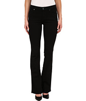 7 For All Mankind - Kimmie Bootcut in Washed Overdye Black