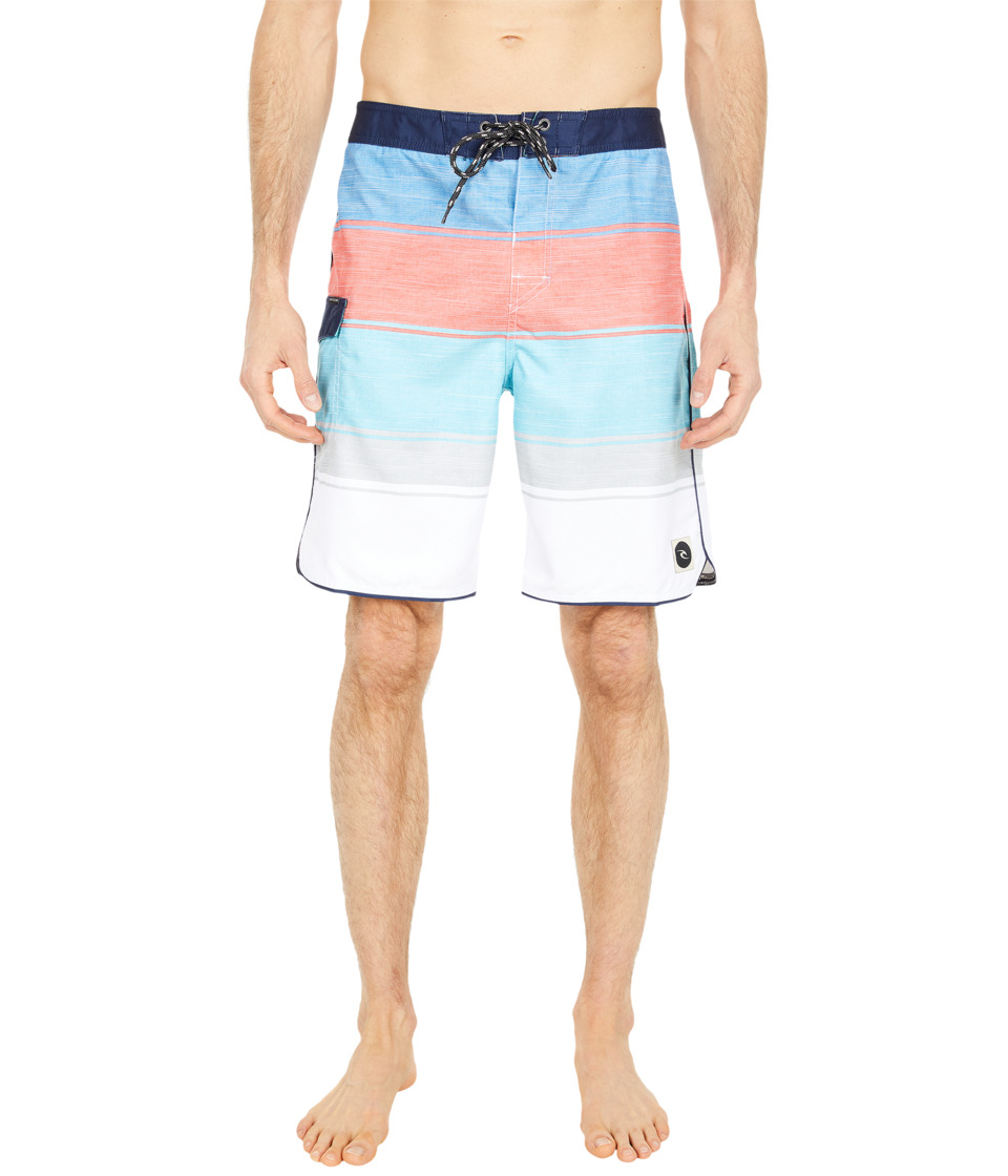Rip Curl - All Time Boardshorts (Red) Mens Swimwear