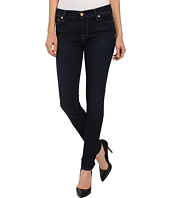 7 For All Mankind - The Skinny w/ Squiggle in Dark Dusk Indigo