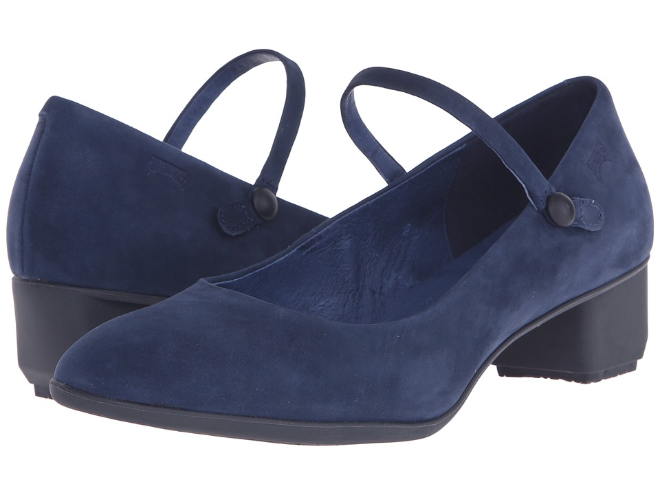 Camper Beth 22110 Navy Womens Shoes