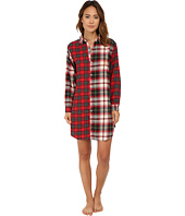 LAUREN by Ralph Lauren - Mix Media Sleepshirt