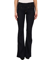 7 For All Mankind - The Pintuck Trousers in True Rinsed