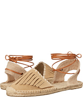 Soludos - Leather Fringe Classic Sandal