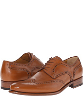 a. testoni - Lux Calf Anticato Wingtip Oxford