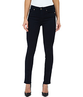 7 For All Mankind - Kimmie Straight in Slim Illusion Luxe/Rinse