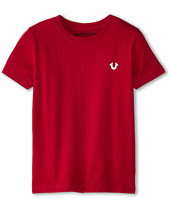 True Religion Kids - Branded Logo Tee (Toddler/Little Kids)