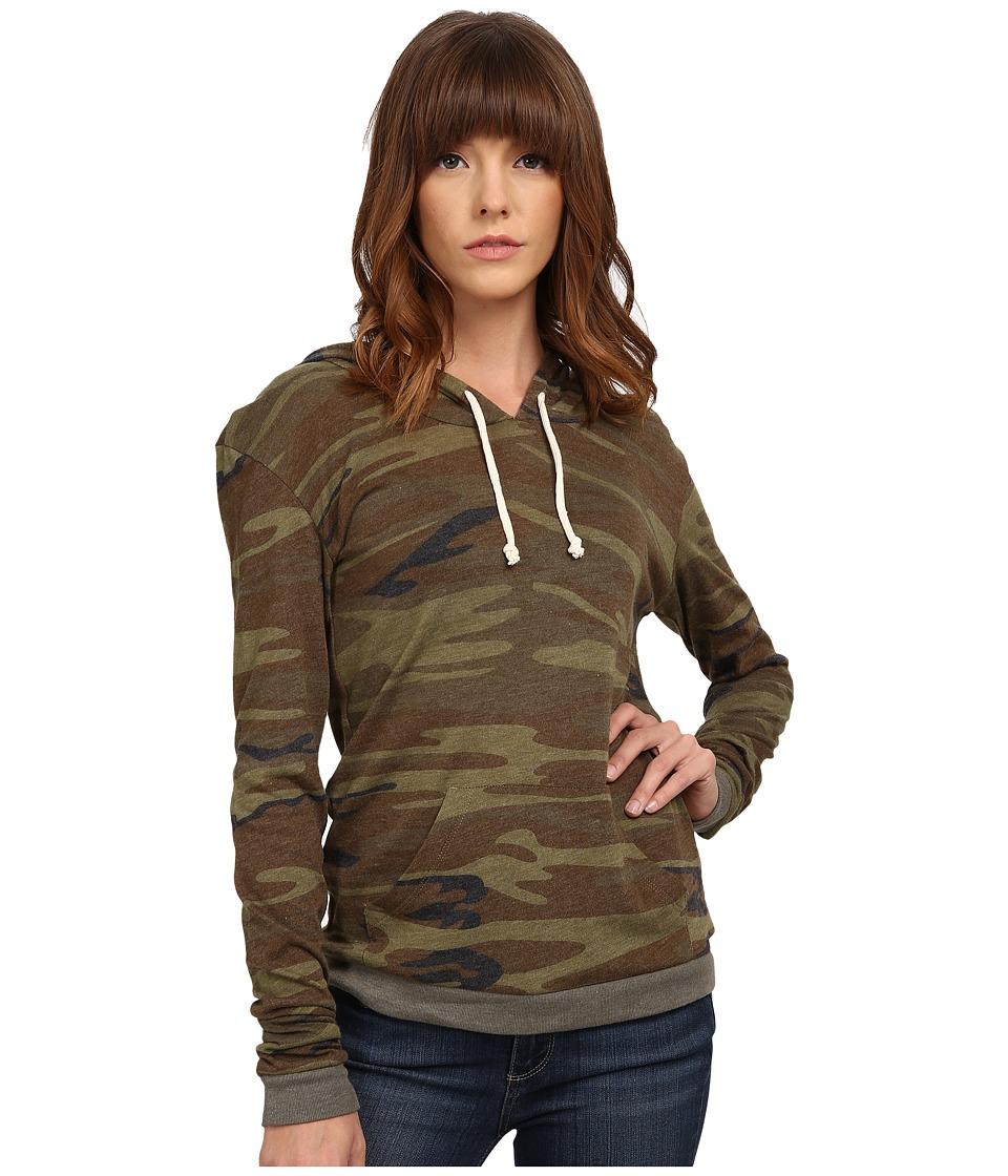 Alternative - Printed Pullover Hoodie