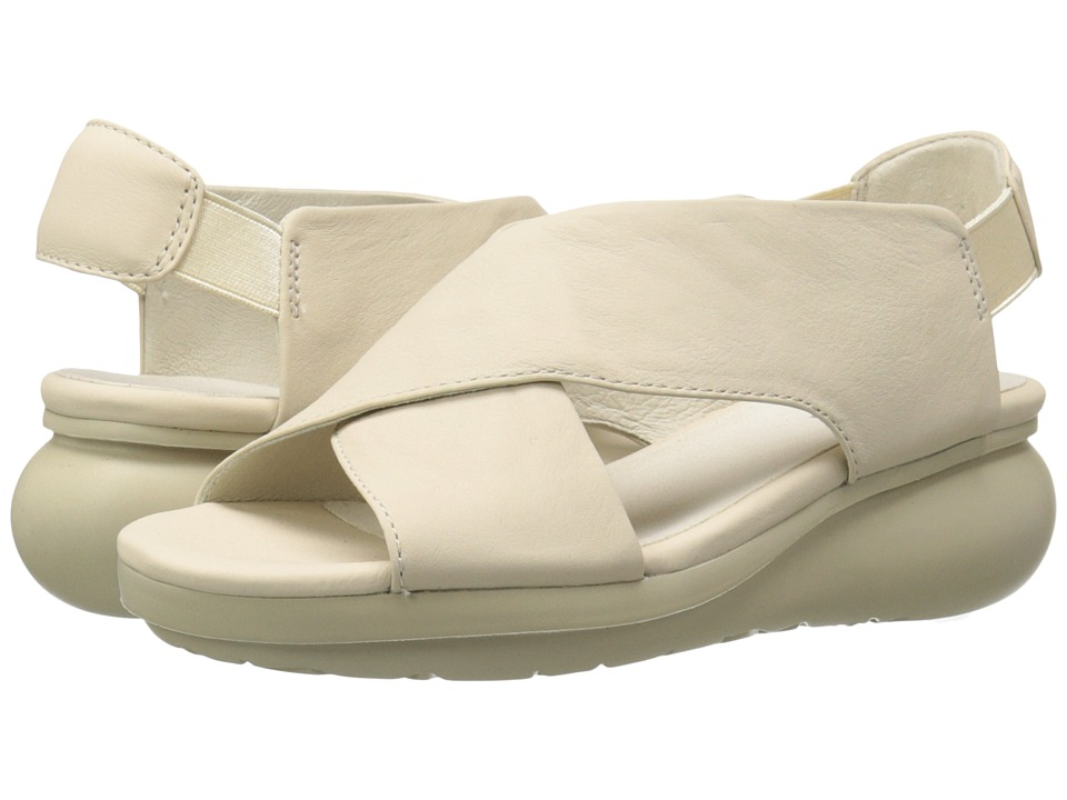 Camper Balloon K200066 Medium Beige Womens Sandals