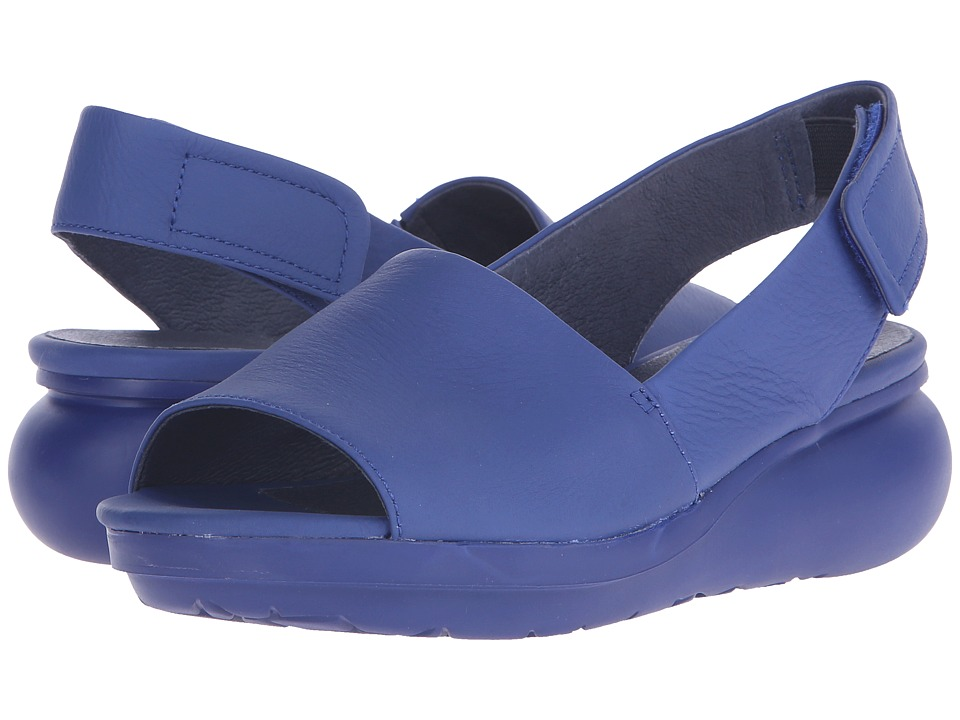 Camper Balloon K200064 Bright Blue Womens Sandals