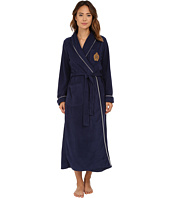 LAUREN Ralph Lauren - Folded Dalton Fleece Long Robe
