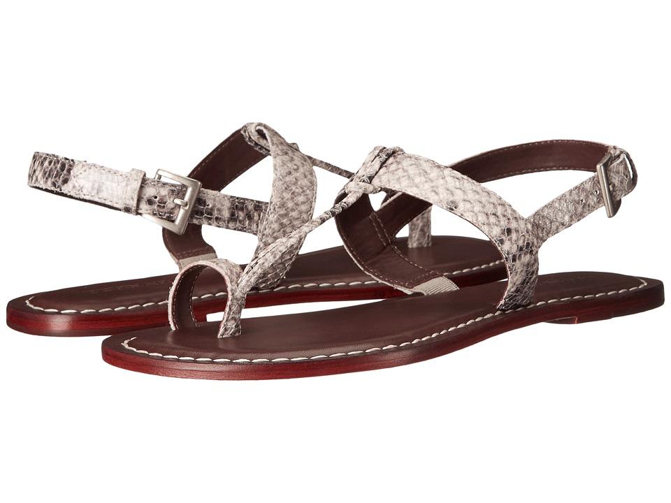 Bernardo - Maverick Snake (Taupe) Women
