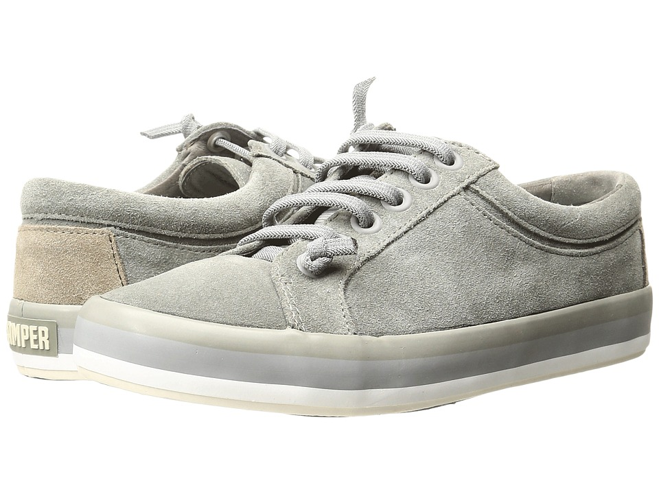 Camper Andratx K100030 Medium Gray Mens Lace up casual Shoes