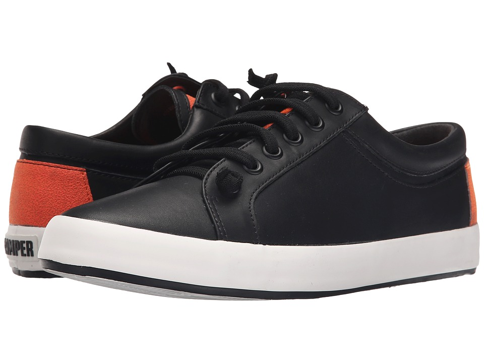 Camper Andratx K100030 Black Mens Lace up casual Shoes