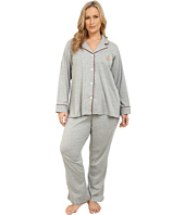 LAUREN Ralph Lauren - Plus Size Cotton Jersey PJ