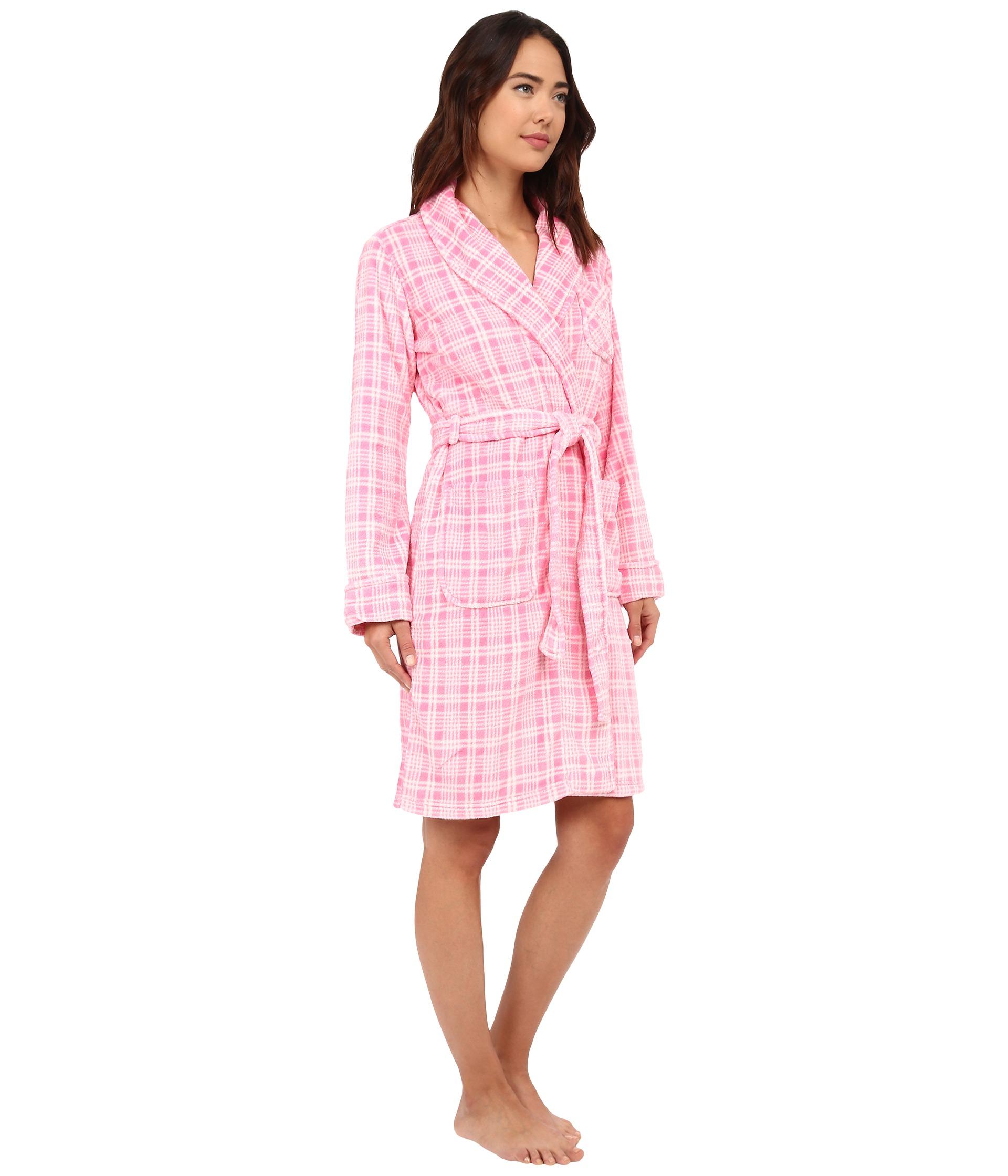 lauren ralph lauren so soft terry robe free shipping both ways. Black Bedroom Furniture Sets. Home Design Ideas