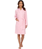 LAUREN by Ralph Lauren - Interlock Short Shawl Collar Robe