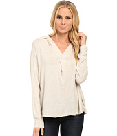 Bobeau - V-Neck Knit Blouse