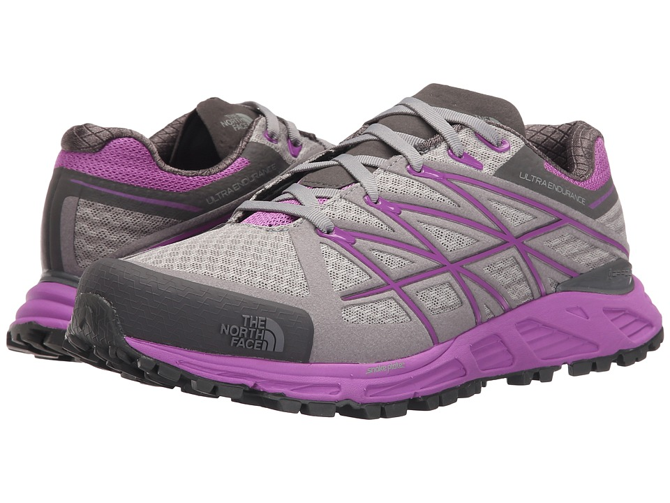 The North Face Ultra Endurance (Foil Grey/Sweet Violet) Women