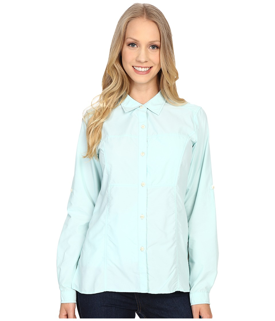 ExOfficio Lightscape Long Sleeve Shirt (Tourmaline) Women