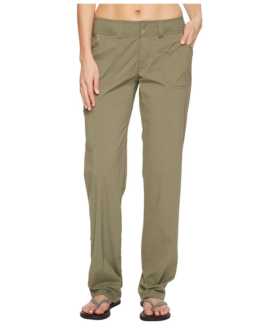 ExOfficio Explorista Pants (Bay Leaf) Women