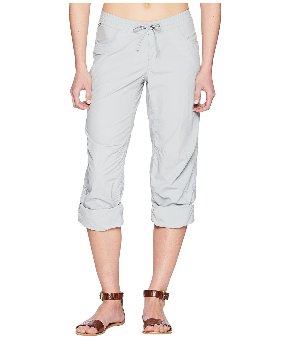 ExOfficio - BugsAway(r) Damselflytm Pants - Petite (Oyster) Womens Casual Pants