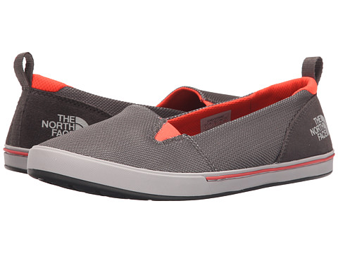 The North Face Base Camp Lite Skimmer II - Dark Gull Grey/Tropical Coral