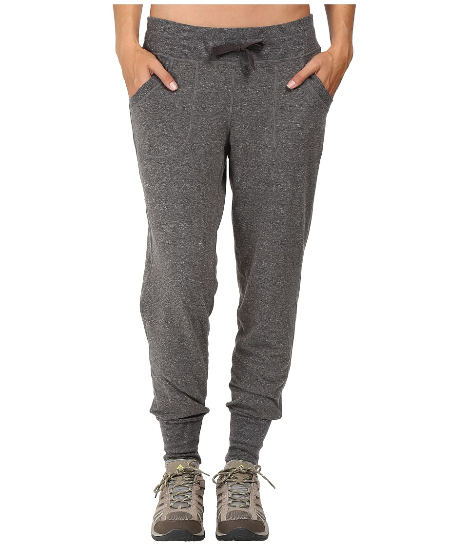 ExOfficio BugsAway Quietude Pants (Charcoal Heather) Women