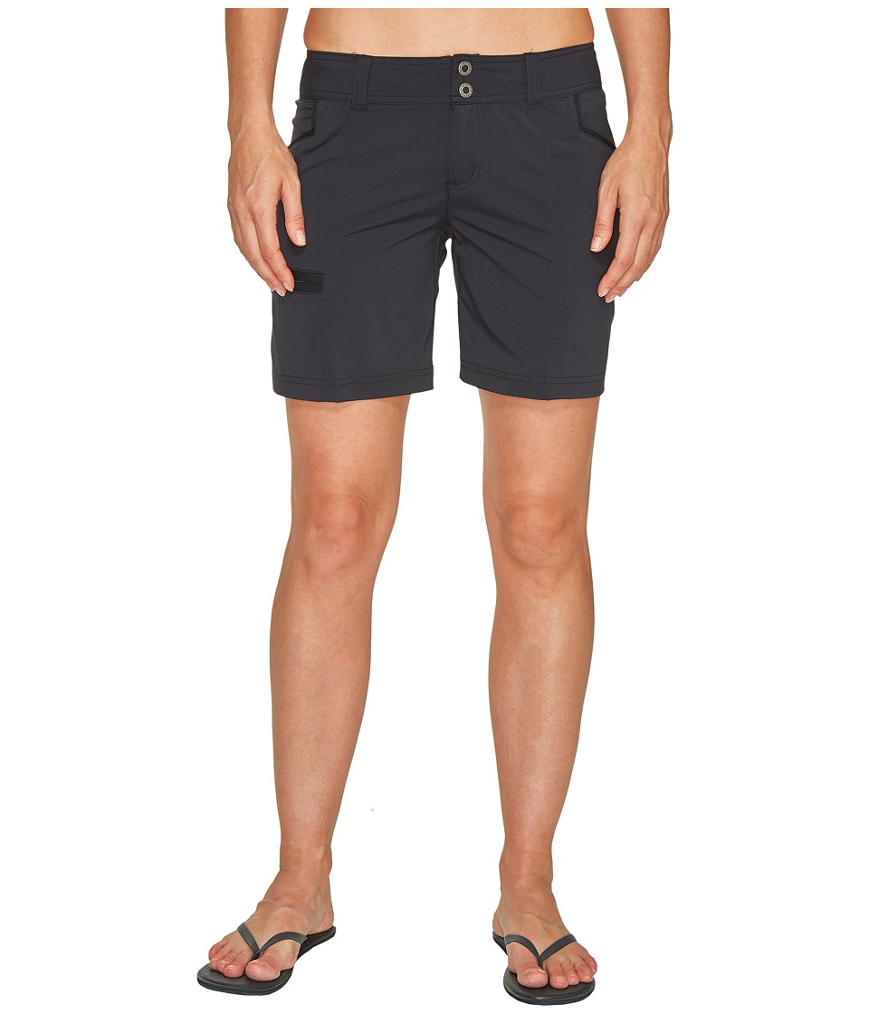 ExOfficio Explorista Shorts (Black) Women