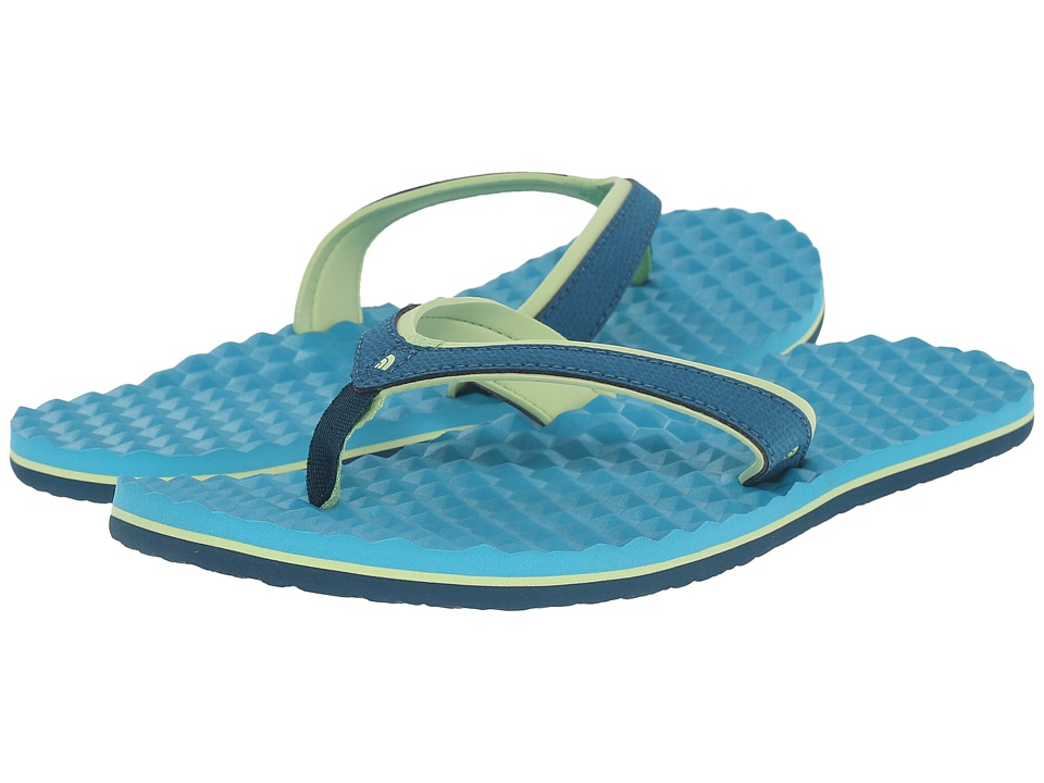 The North Face Base Camp Plus Mini Blue Coral/Bluebird Womens Sandals