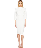 Badgley Mischka - Boatneck Dress
