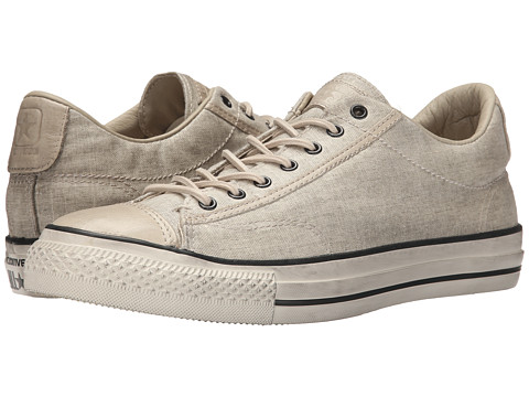 Converse by John Varvatos Chuck Taylor All Star Vintage Slip - Wash Bonded Linen - Toast/Sand/Turtledove