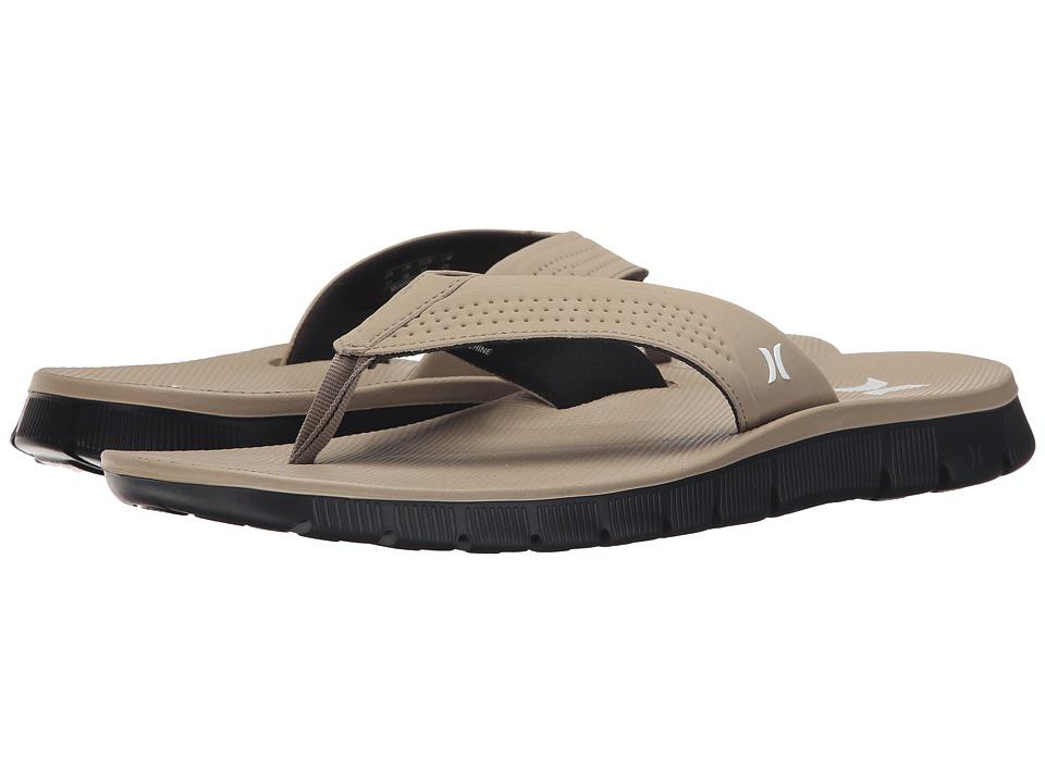 Hurley Fusion Sandal (Khaki) Men