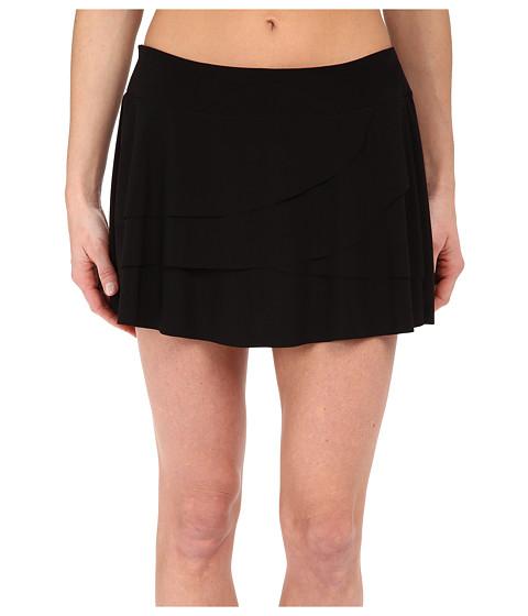 Miraclesuit Layered Ruffle Skirt Bottoms