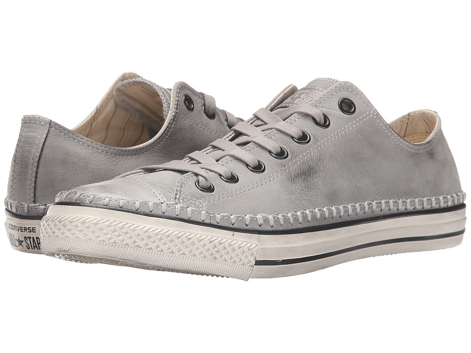 Converse by John Varvatos Chuck Taylor All Star Artisan Stitch Moonmist/Turtledove/Beluga Lace up casual Shoes