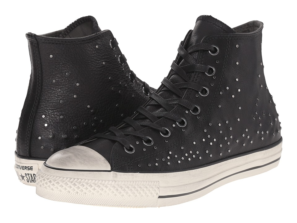 Converse by John Varvatos Chuck Taylor All Star Mini Stud Black/Beluga/Turtledove Lace up casual Shoes