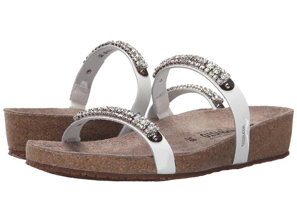Mephisto - Ivana (White Patent) Womens Sandals
