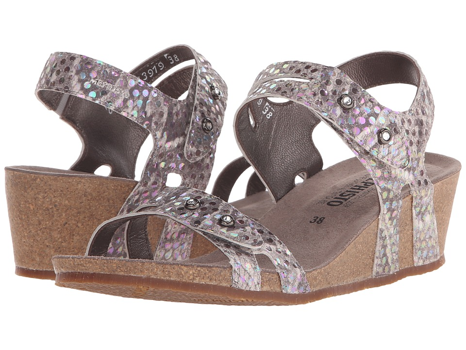 Mephisto - Minoa (Light Grey Mimosa) Women's Sandals