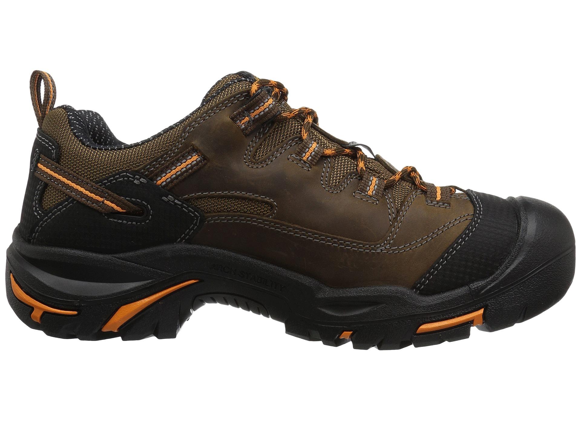 Keen Utility Men S Braddock Low Soft Toe Work Shoe