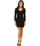 French Connection - Lula Stretch Long Sleeve Dress 71EHT