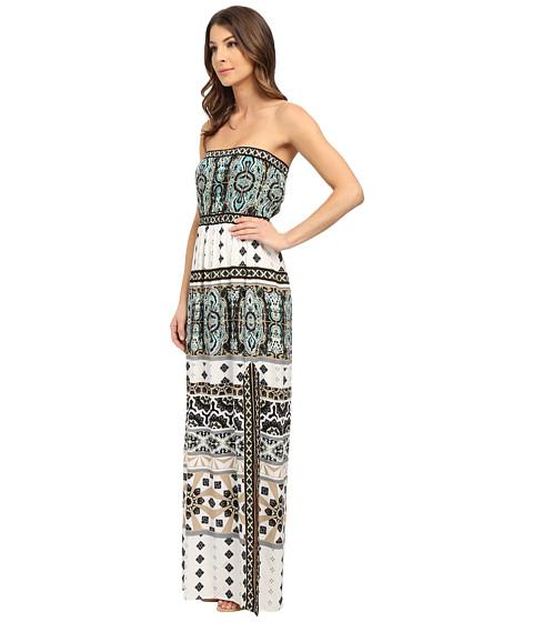 Hale Bob Strapless Maxi Dress - 6pm.com