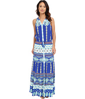 Hale Bob - Mojitos After Dark Drop Waist Maxi